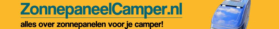 Zonnepaneel camper